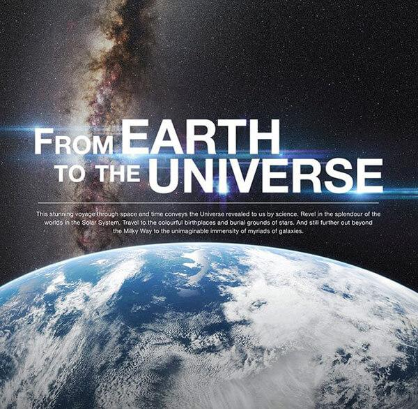 From Earth to the Universe at Vanderbilt Planetarium | Kids