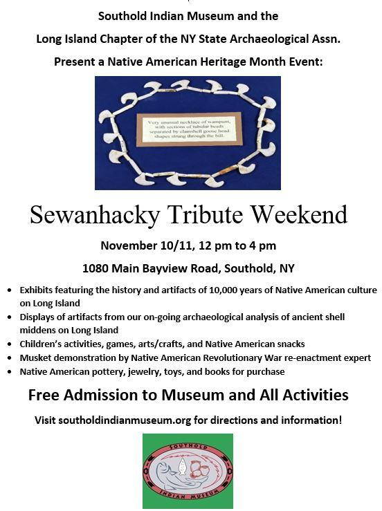 Sewanhacky Tribute   Kids Out and About Long Island
